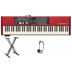 Nord Electro 5D 73 Semi-Weighted Keyboard