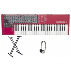 Nord Lead 4 49 Key Performance Synthesiser
