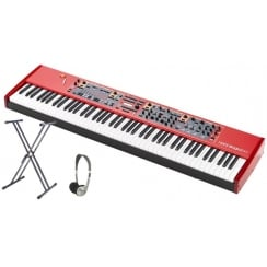 Nord Stage 2 EX 88 Hammer Action Keyboard