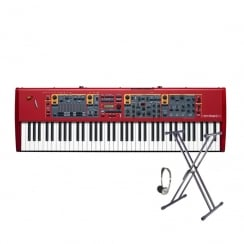 Nord Stage 2 EX HP76 Hammer Action Keyboard