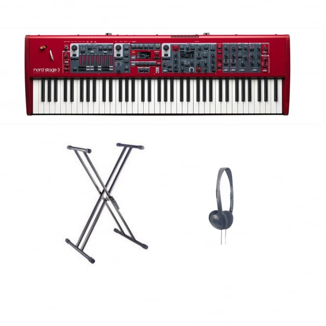 Nord Stage 3 HP76 Digital Piano Package