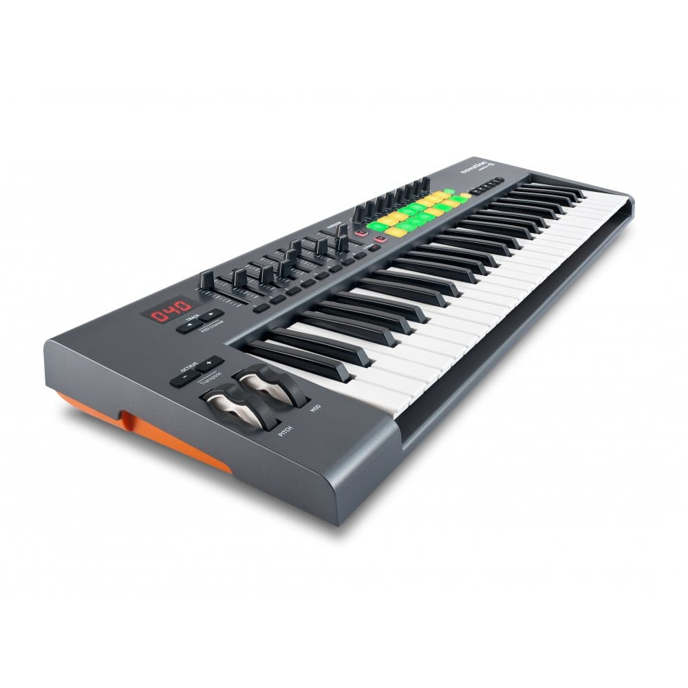 novation launchkey 49 from rimmers music. Black Bedroom Furniture Sets. Home Design Ideas