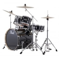 Pearl Export American Fusion 5 Pc Drum Kit | Jet Black