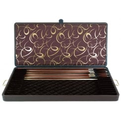 Pedi Bow Case. 15 Bow Display Case | PBTS15