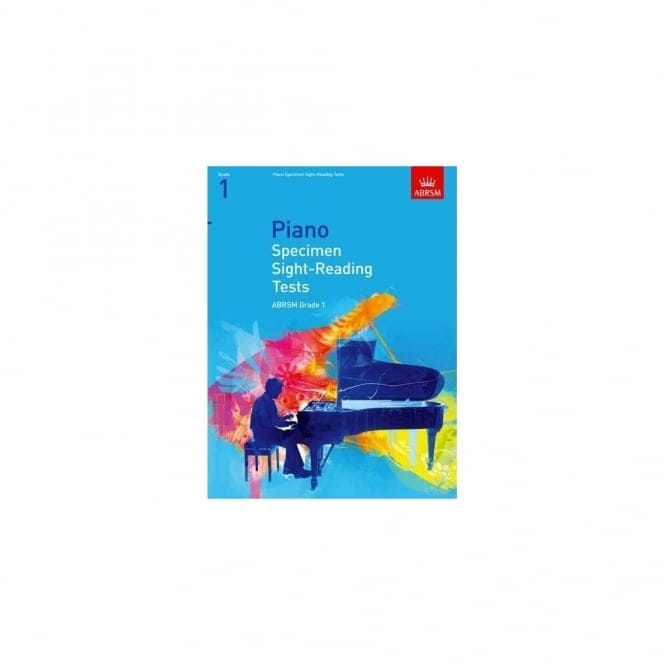 Piano Sight Reading Tests from 2009 Grade 1 Abrsm