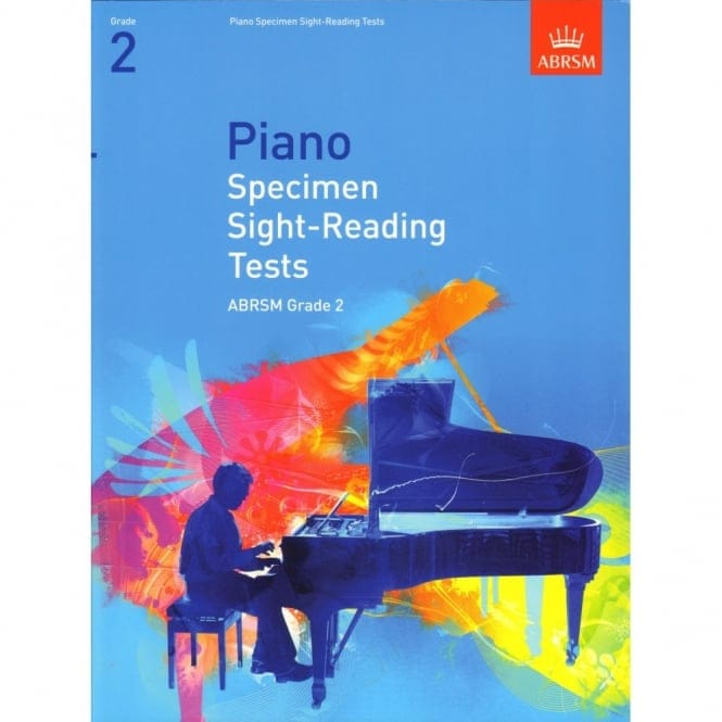 Piano Sight Reading Tests from 2009 Grade 2 Abrsm