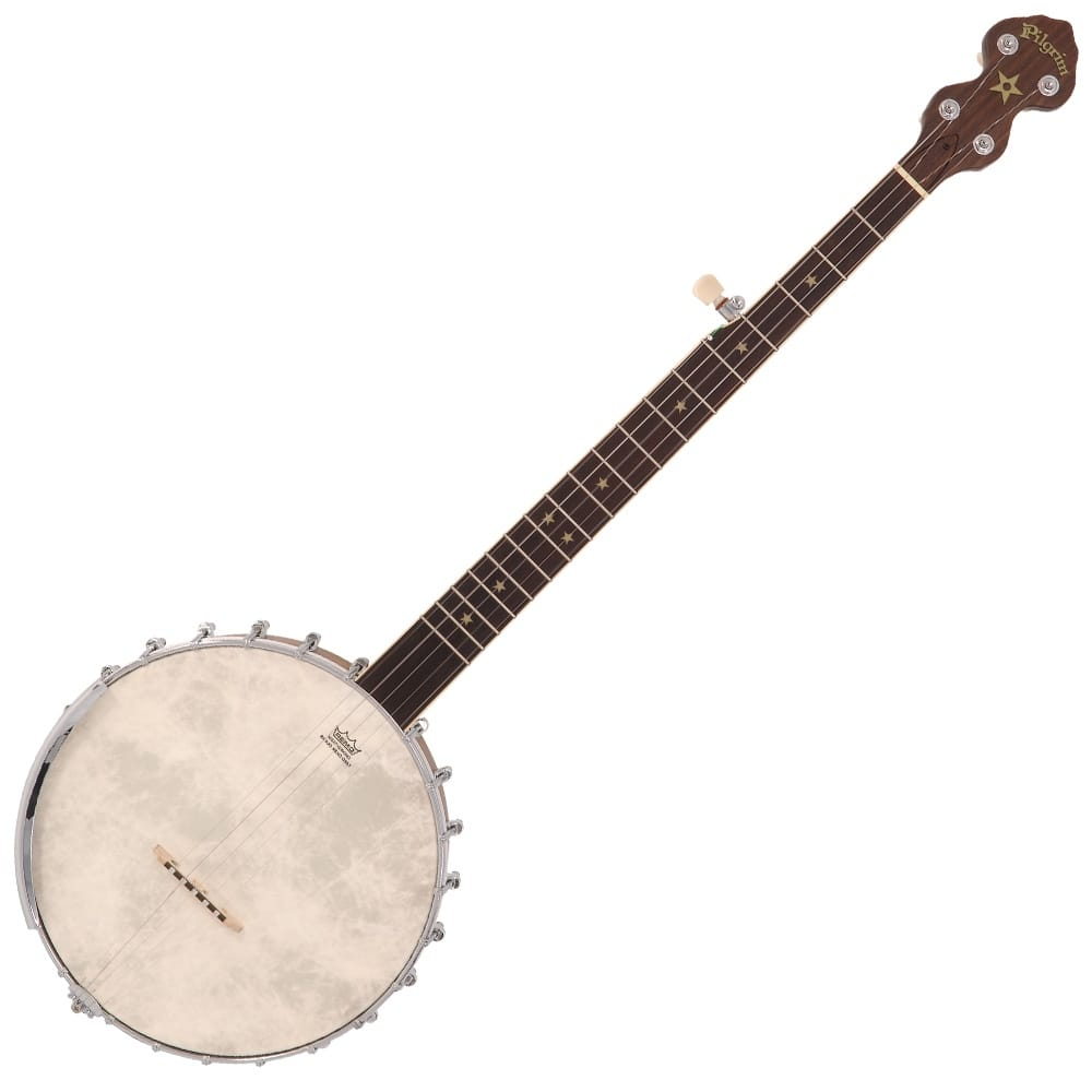 Pilgrim banjo shady grove 3 open back from rimmers music Shadygrove