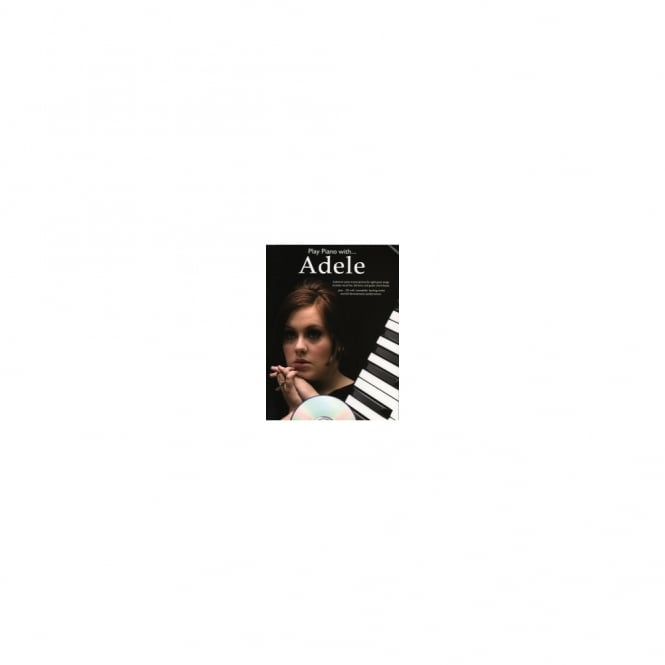 Play Piano With Adele Book & CD