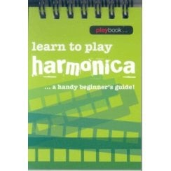 Wise Playbook Learn to Play Harmonica Handy Beginner