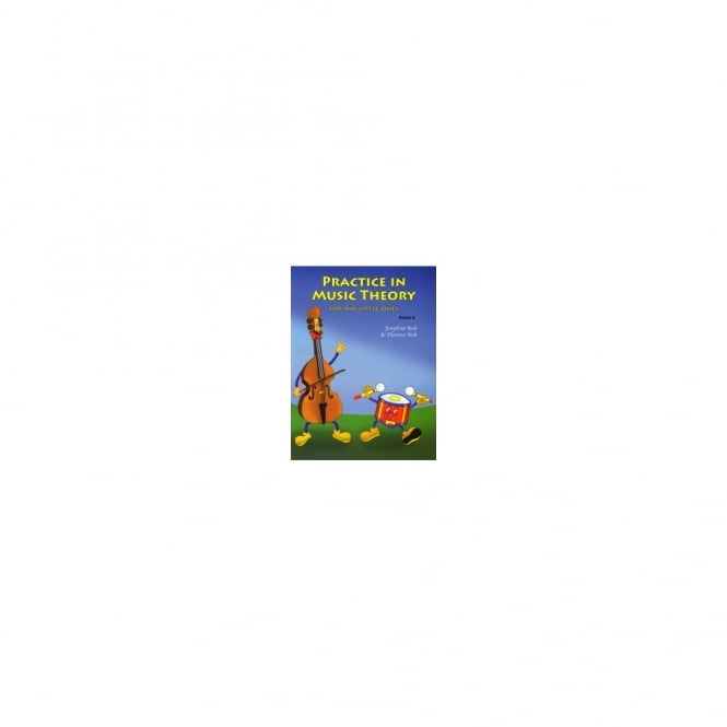 Practice In Music Theory For Little Ones Bk A Koh
