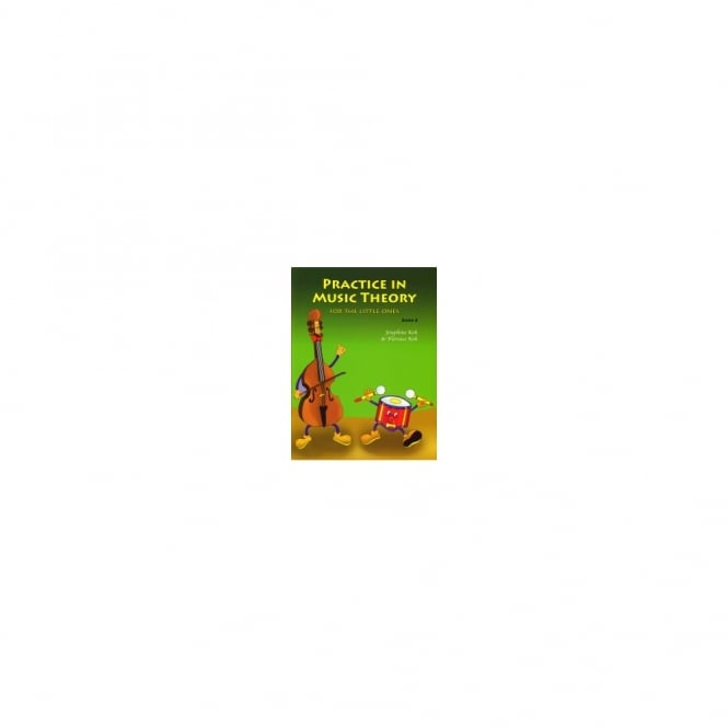 Practice In Music Theory For Little Ones Bk B Koh