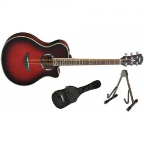 Yamaha  APX500III Electro Acoustic Guitar | Dusk Sun Red