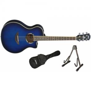 Yamaha  APX500III Electro Acoustic Guitar | Oriental Blue Burst