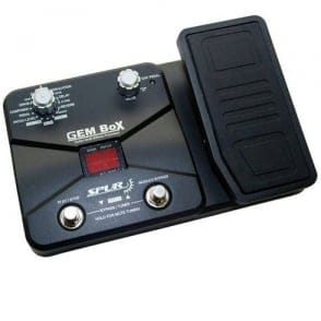 Spur  GemBox Multi-Effects Pedal with Built-in Drum Machine