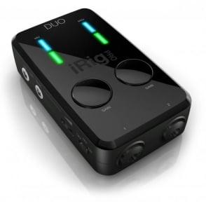 IK Multimedia  iRig Pro DUO 2-Channel Audio/MIDI Universal Interface