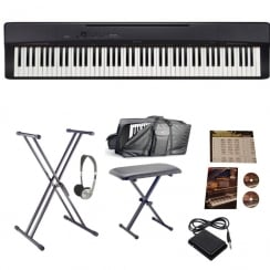 Casio PX160 Digital Piano | Big Bundle with Carry Case