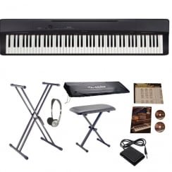 Casio PX160 Digital Piano | Big Bundle with Dustcover