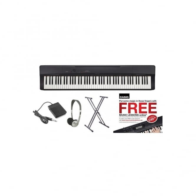 PX160 Digital Piano Package (Replaces Casio PX150)