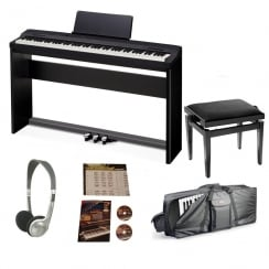 Casio PX160 Digital Piano | Pro Bundle