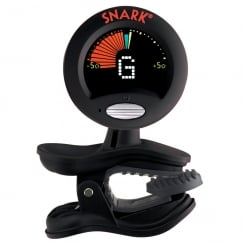 QWIK TUNE/TIME QTSN6 SNARK UKULELE CLIP ON TUNER - BLACK