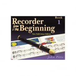 E J Arnold Recorder From The Beginning (Colour) 1 Pupils
