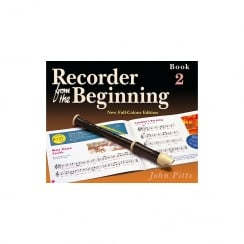E J Arnold Recorder From The Beginning (Colour) 2 Pupils