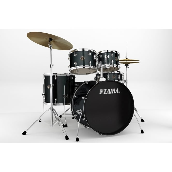 Rhythm Mate (22'' 5pc Kit w/5pc hardware & cymbals) | Charcoal Mist
