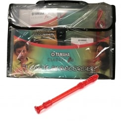 Rimmers Education PP912 Red Recorder Pack