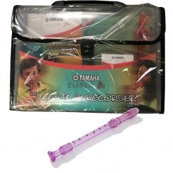Rimmers Education PP913 Purple Recorder Pack