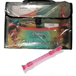 Rimmers Education PP915 Pink Recorder Pack