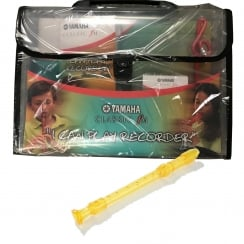 Rimmers Education PP916 Yellow Recorder Pack