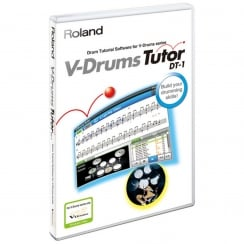 Roland DT-1 V Drums Tutor Software