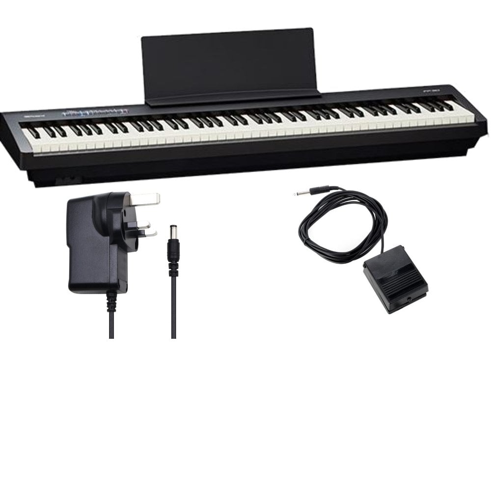 Roland FP30 Digital Piano | Black