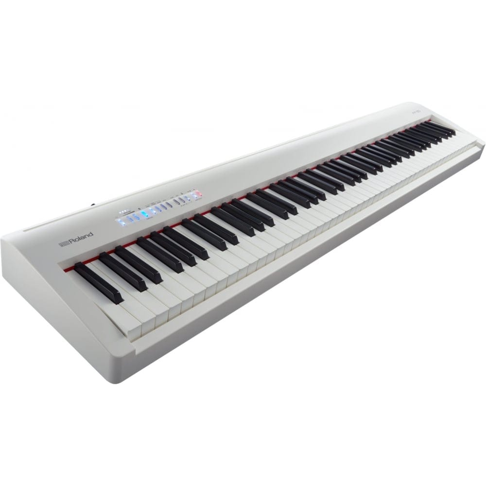 roland fp30 digital piano white. Black Bedroom Furniture Sets. Home Design Ideas
