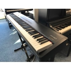Roland FP50 Black Portable Piano (Ex Display)