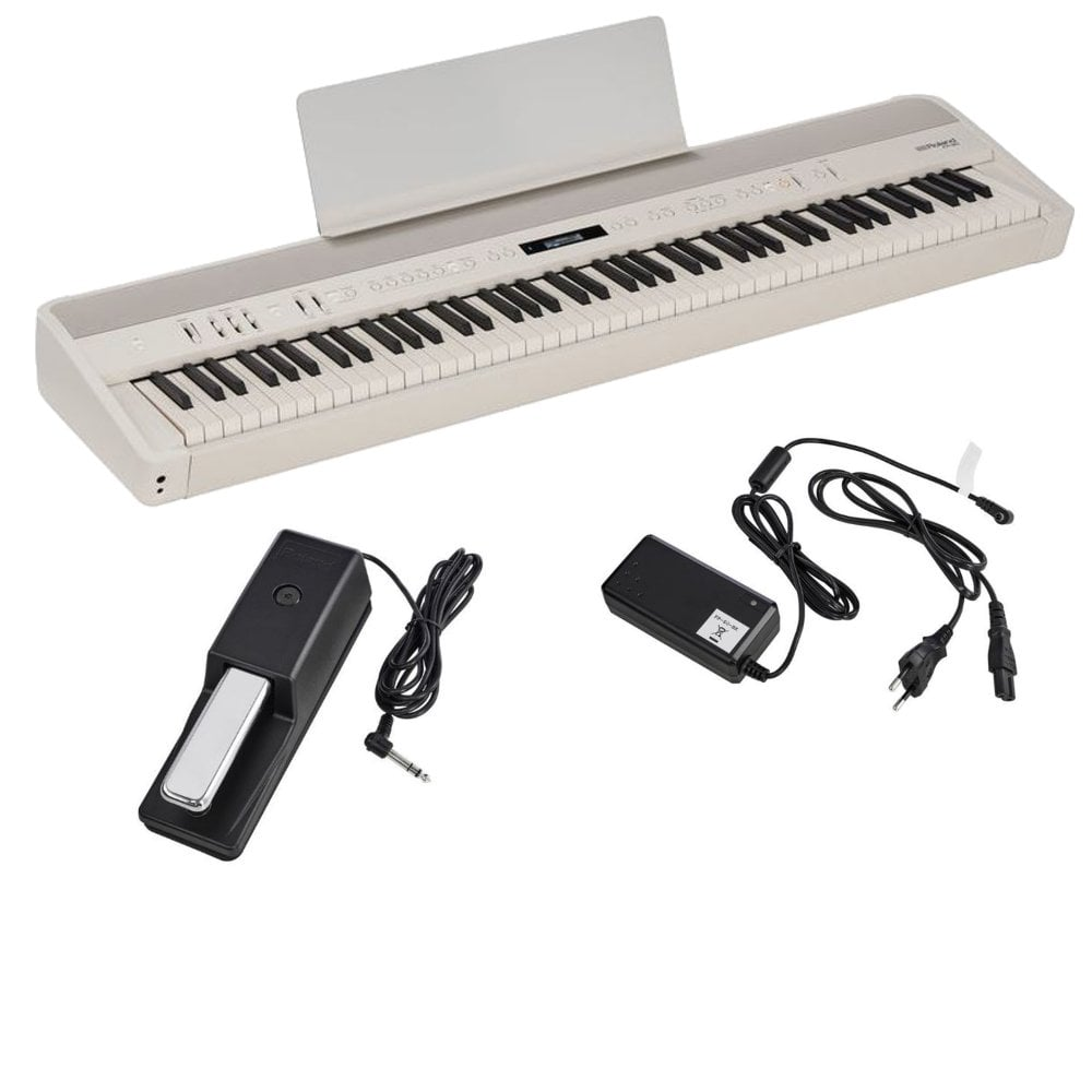 Roland Fp90 Wh Portable Digital Piano White From Rimmers Music
