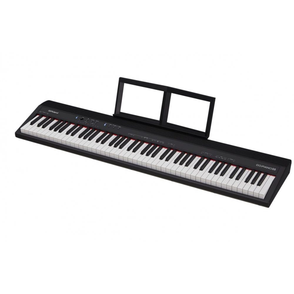 Roland Go Piano 88 Key Digital Piano Black