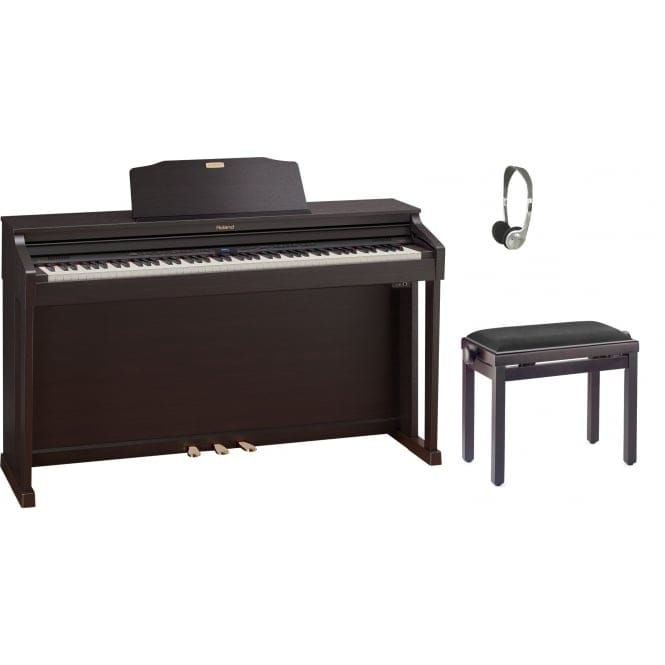 Roland HP504 Digital Piano | Rosewood