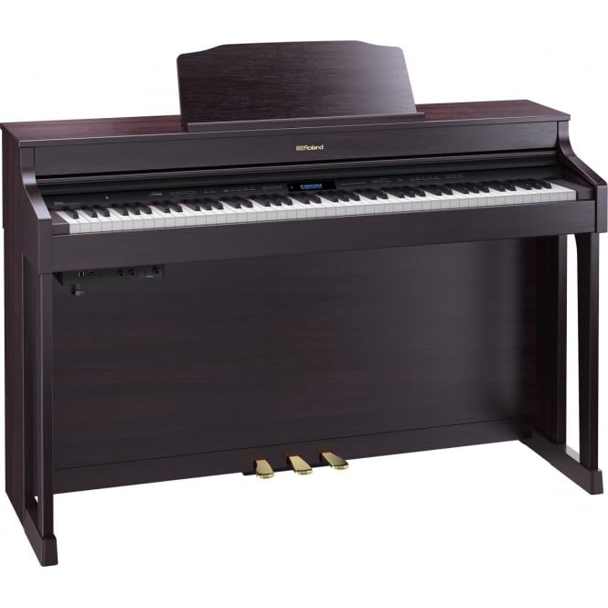 Roland HP603 Digital Piano | Contemporary Rosewood