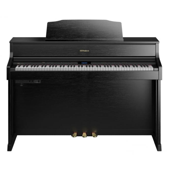 Roland HP605 Digital Piano | Contemporary Black