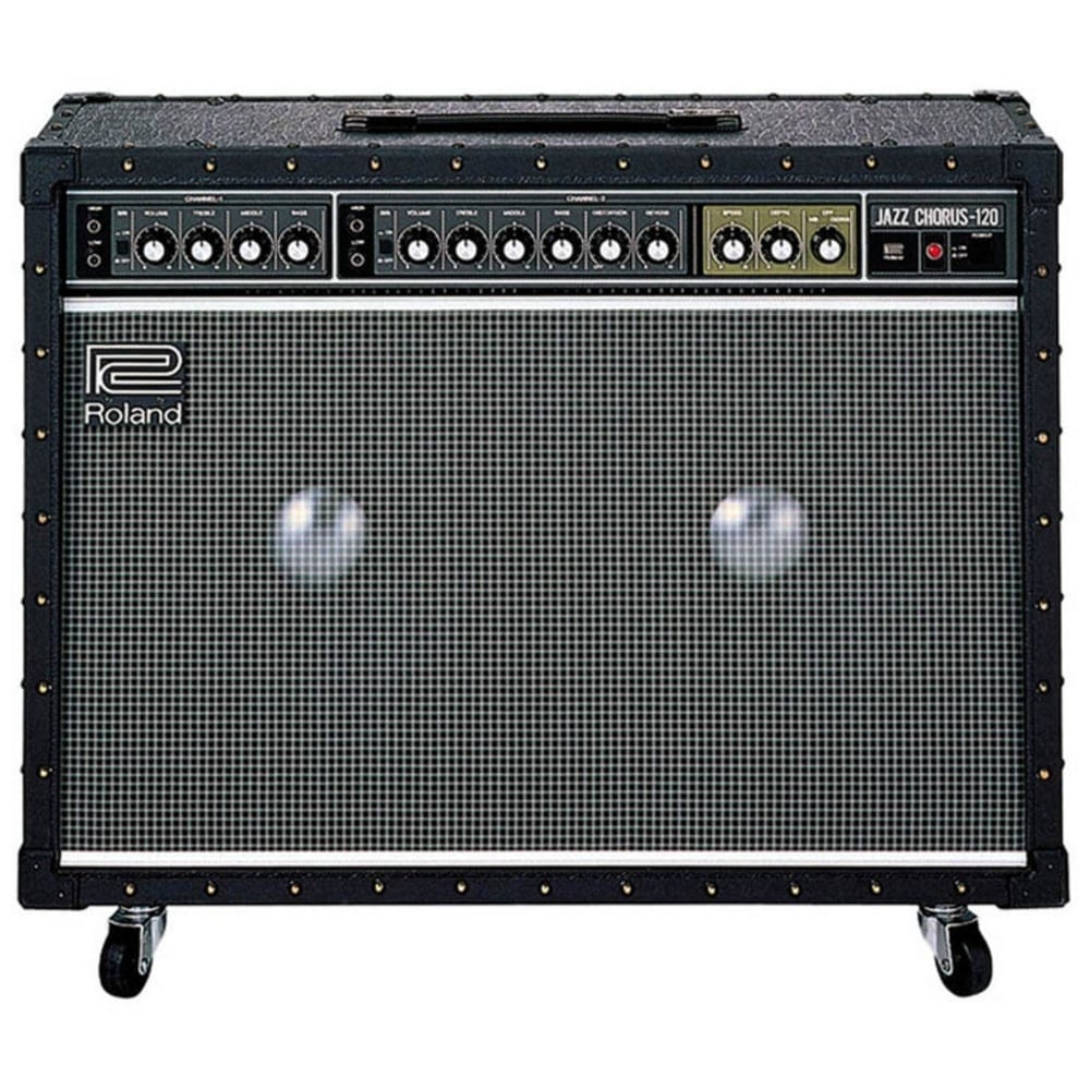 roland jc 120 jazz chorus guitar amp from rimmers music. Black Bedroom Furniture Sets. Home Design Ideas