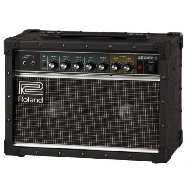 roland jc 22 jazz chorus guitar amplifier from rimmers music. Black Bedroom Furniture Sets. Home Design Ideas