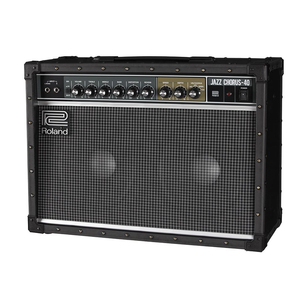 roland jc 40 jazz chorus guitar amp from rimmers music. Black Bedroom Furniture Sets. Home Design Ideas