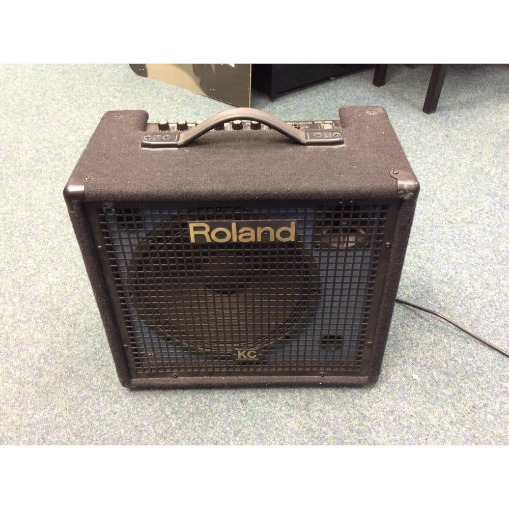 roland kc150 keyboard combo amplifier used. Black Bedroom Furniture Sets. Home Design Ideas