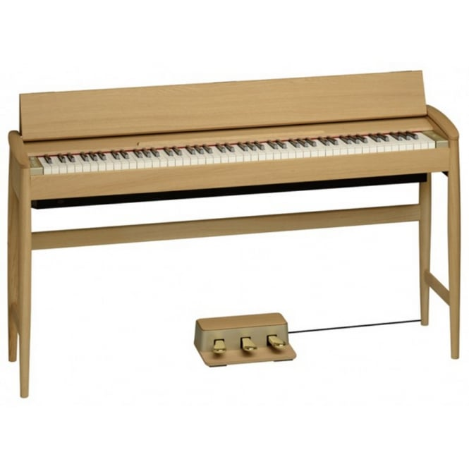 roland kiyola kf 10 ko oak digital piano from rimmers music. Black Bedroom Furniture Sets. Home Design Ideas