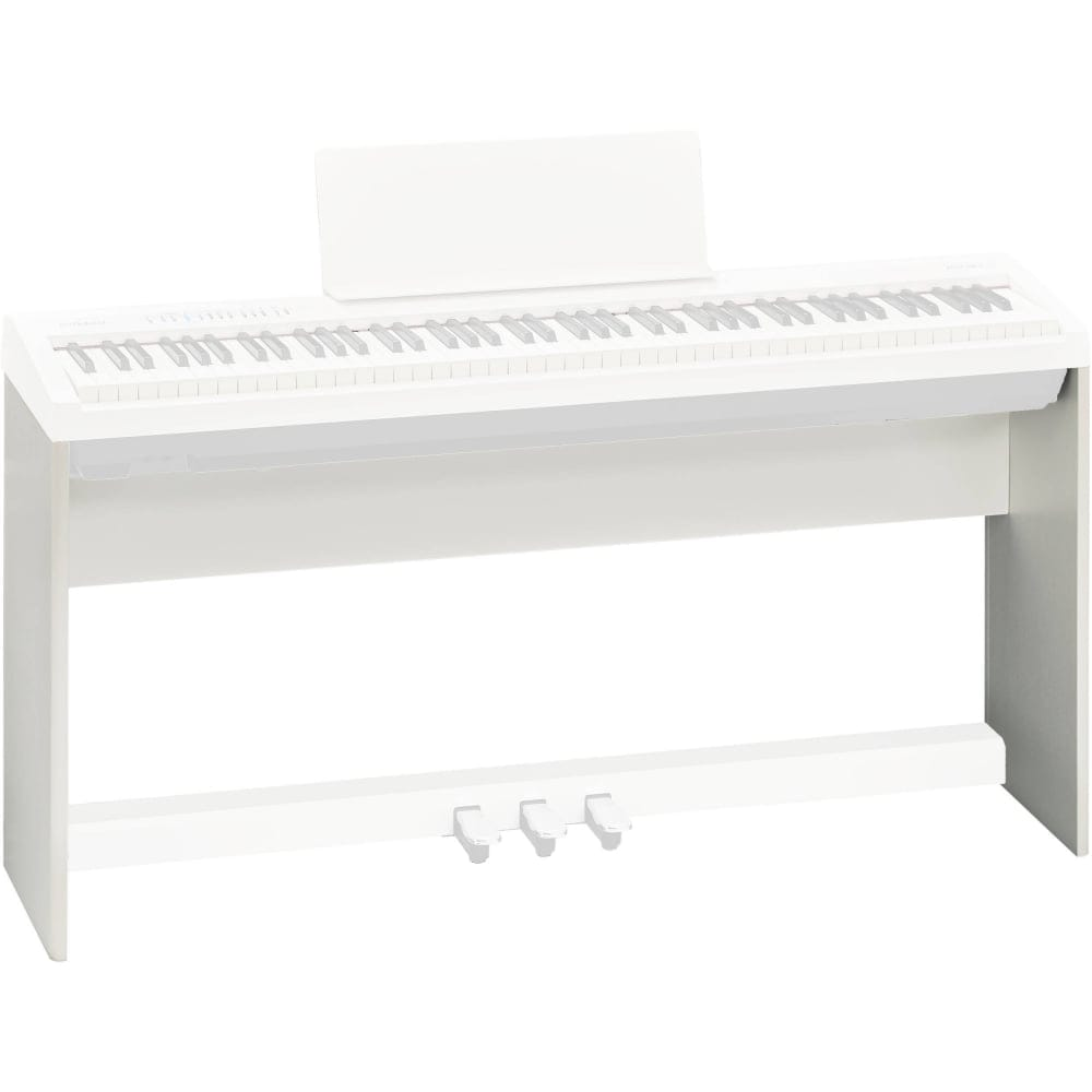 Roland Ksc 70 Stand For Fp30 Fp30x Digital Piano White
