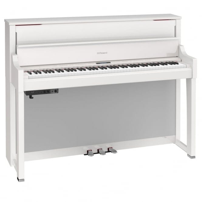 Roland LX17 Digital Piano | Polished White
