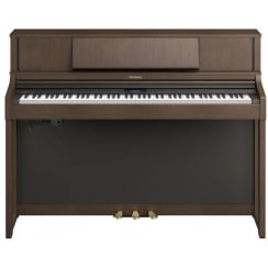 Roland LX7 Digital Piano | Brown Walnut