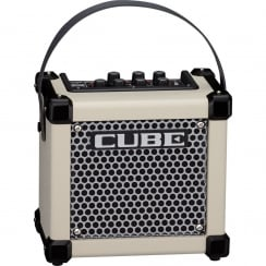 Roland MICRO CUBE GXW Guitar Amplifier, White