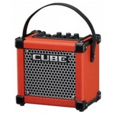 Roland Microcube GX Guitar Amplifier | Red